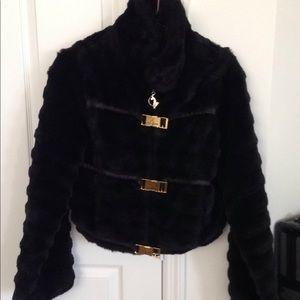 Faux fur jacket / vest